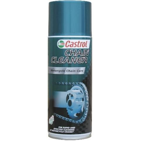 Castrol Chain Cleaner Spray na řetěz