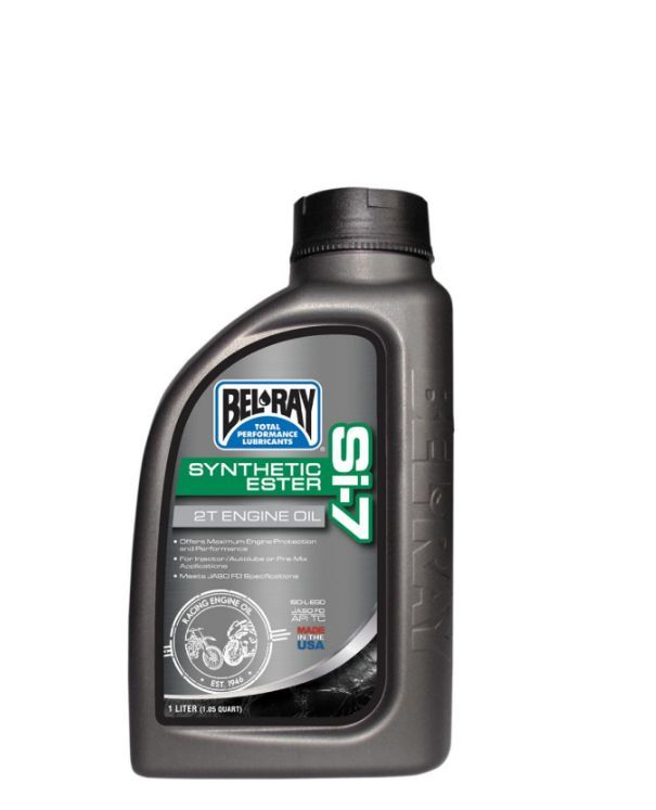 Olej Bel-Ray Si-7 FULL SYNTHETIC ESTER 2T